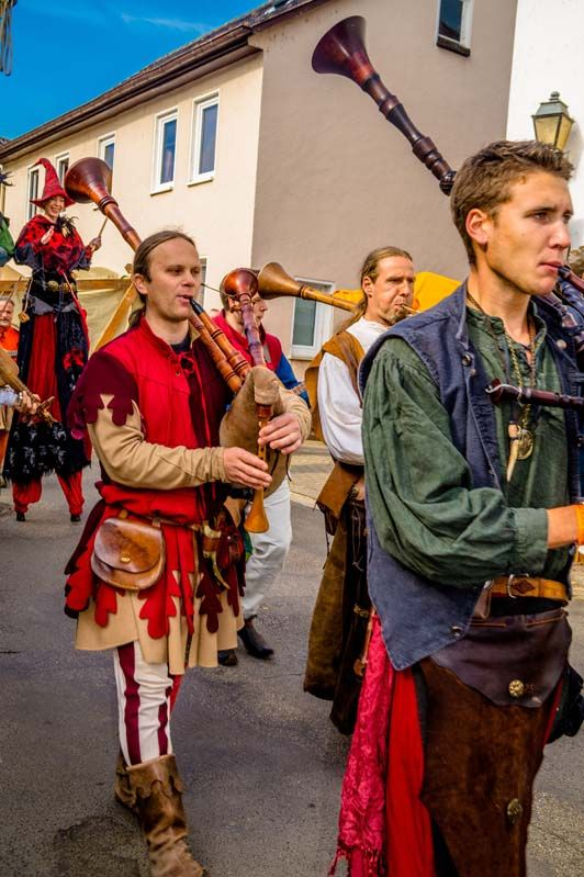 Marvelous Medieval Market Ebernburg with jousting tournament from the th September th Bad M nster