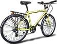 """Käsityönä valmistettu polkupyörän bamburunko on luonnon oma """"hiilikuitu""""."""