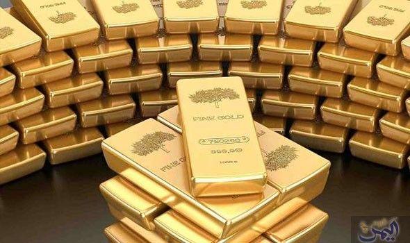 المصرفي الألماني يعود لسابق عصره وي خزن سبائك الذهب Gold Money Gold Reserve Online Broker