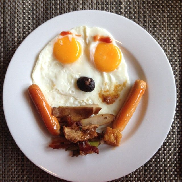 Turn that frown upside down! Delicious breakfast at Hyatt Regency Hua Hin. Photo enjoyed by @chok_cavendish at Hyatt Regency Hua Hin.