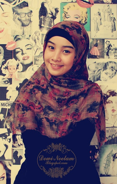 True Hijab | syar'i | Your khimar should cover your chest