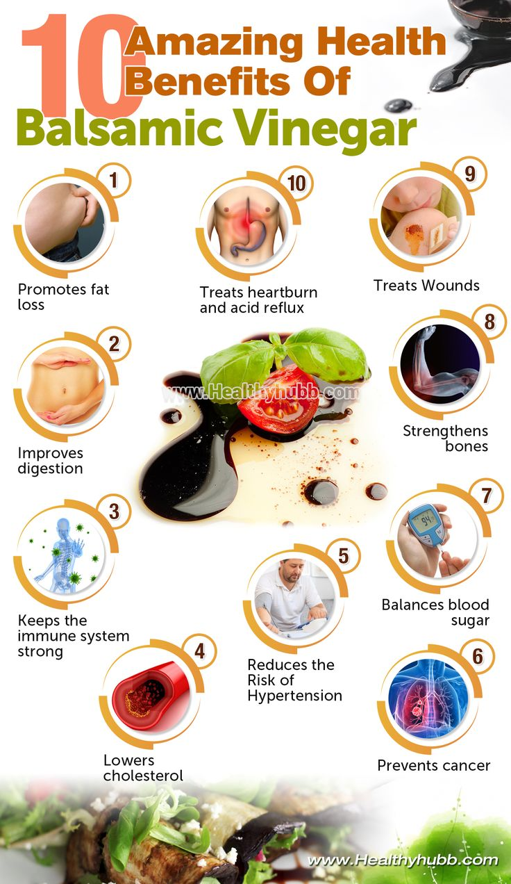 Balsamic Vinegar: 10 Incredible Health Benefits: #wellness #organic #food