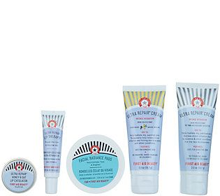First Aid Beauty Ultra Repair 5-piece Discovery Kit