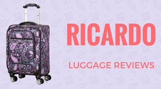 Ricardo Luggage Reviews - Top Bags