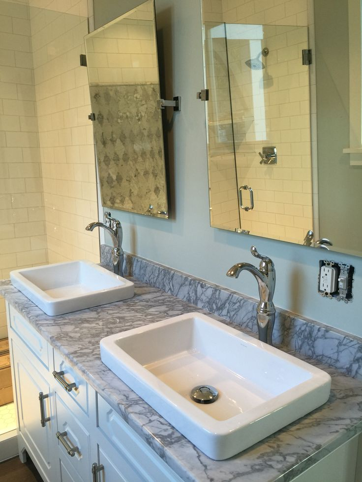 1000 Images About Lake House Bathroom On Pinterest Double Sinks Vanities And Shaker Style
