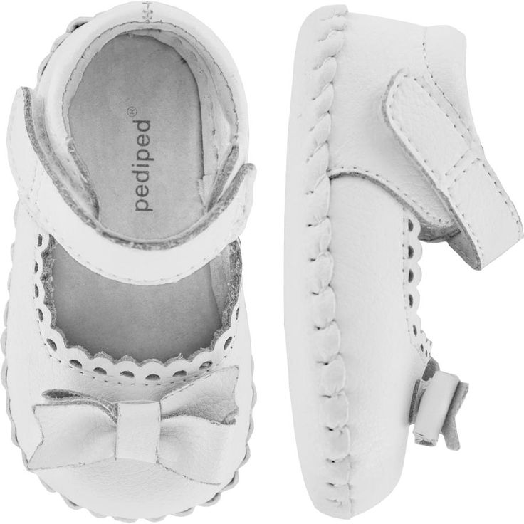 Originals Betty - White | pediped footwear | comfortable shoes for kids | infant baby toddler youth shoes