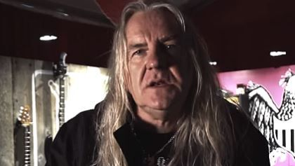 SAXON's BIFF BYFORD On Differences Between Heavy Metal 'Then And Now' (Video) SAXON's BIFF BYFORD On Differences Between Heavy Metal 'Then And Now' (Video)        Vocalist  Biff Byford  of British heavy metal legends  SAXON  spoke to  Louder Noise  about the differences between metal then and now in terms of fashion technology music formats and touring. Check out the clip below.         SAXON  recently toured Europe as the support act for  MOTÖRHEAD .         SAXON 's 21st studio album…