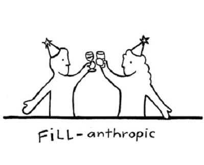 FILL-anthropic meets the 2nd Wednesday of every month at the Willimantic Brewing Company! Raising money for local organizations couldn't be easier!