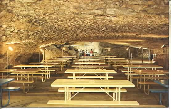 Snowball Dining Room Mammoth Cave