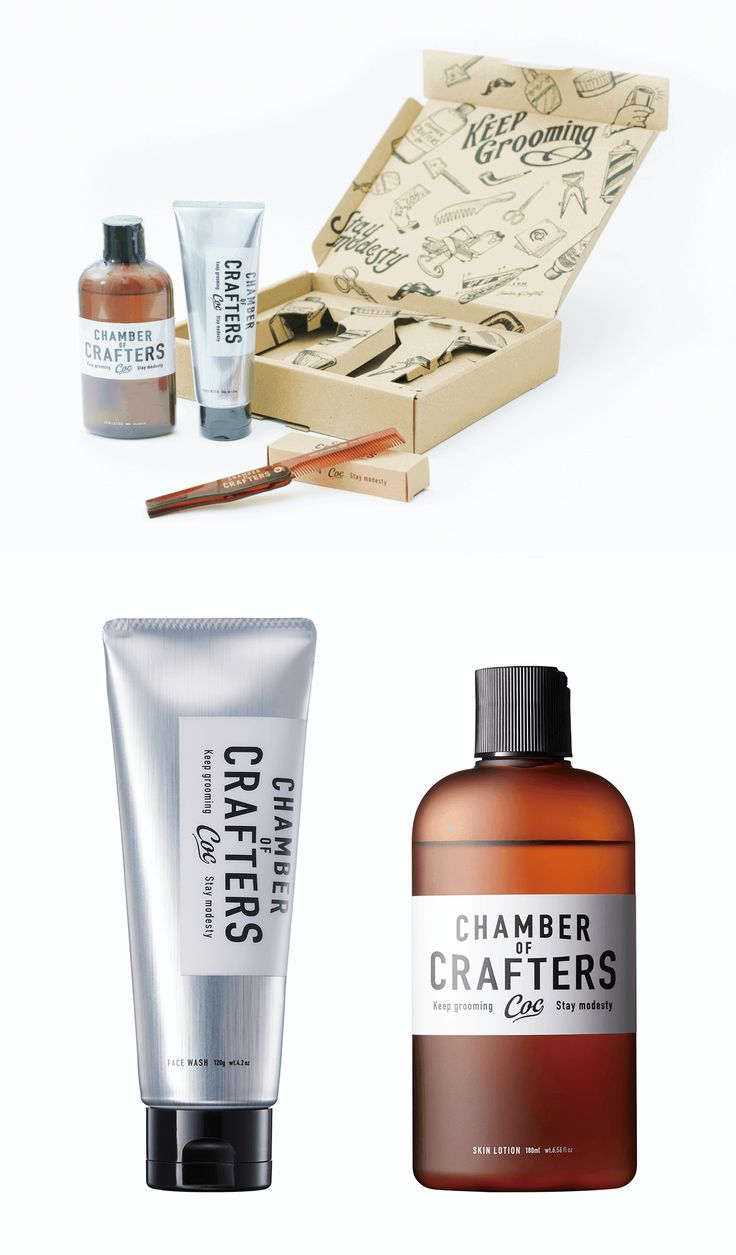 Skin Care Set Box. Skin Lotion, Face Wash and Comb.     #chamber of crafters #grooming #barbershop #barber #menscare #skin care #beauty #keep prime #crafter #inspiration #new products #japanese #made in Japan #vintage #retro #pin up #men fashion  http://chamberofcrafters.com/