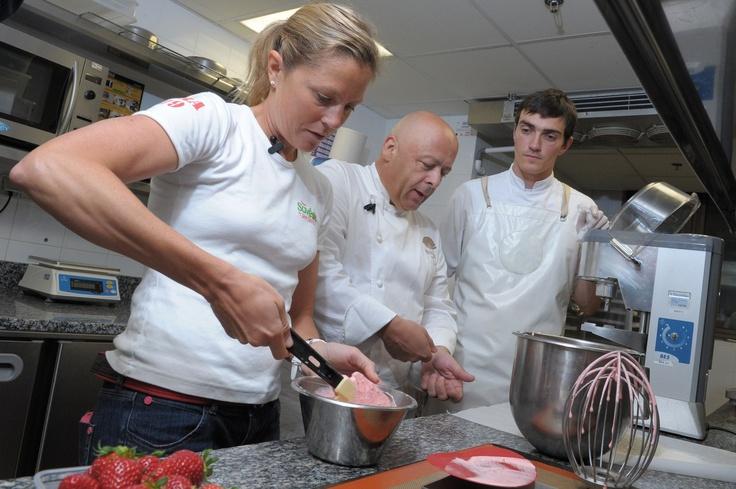 Les 25 meilleures id es concernant g teau de phare sur - Cours de cuisine avec un chef etoile paris ...