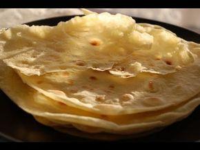 Σπιτικές αραβικές πίτες - μόνο με αλεύρι και νερό   TasteFULL.gr