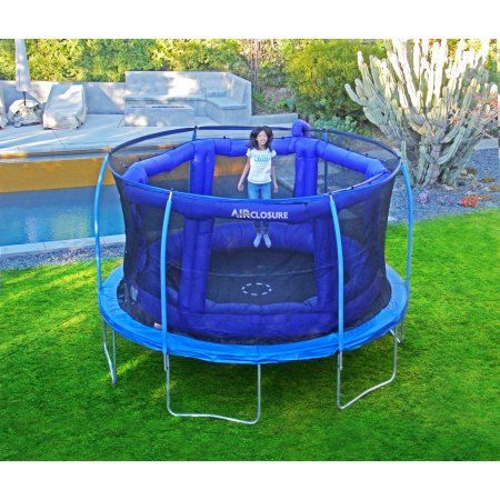 Sportspower Trampoline Inflatable Air Enclosure