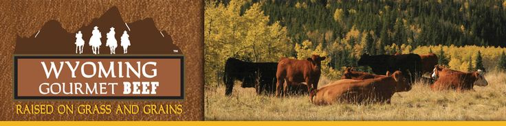 Recipes - Wyoming Gourmet Beef     All Natural Angus Beef Exclusively from Wyoming Ranches