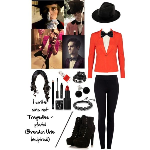 i write sins not tragedies costume im going as for halloween  sc 1 st  Pinterest & 336 best P!atd images on Pinterest | Emo bands Panic! at the disco ...
