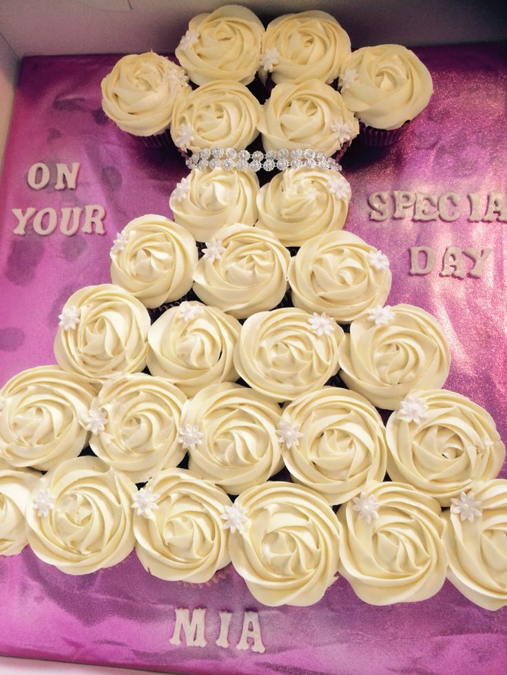 Cupcakes for communion