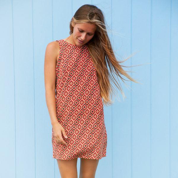 The Take Me Back Dress #Boutique #Retro #Boho #Summerstyle