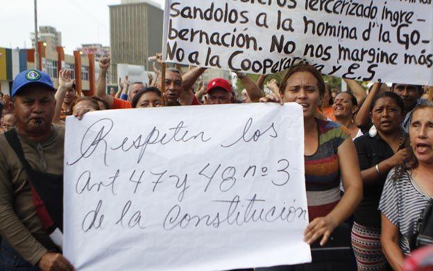 Diario La Verdad - Fuera de nómina mil 500 obreros de educación