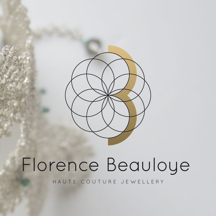 Florence Beauloye, haute couture jewellery - logo 2015