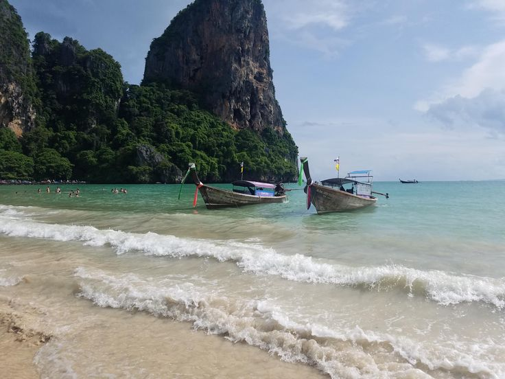 Railay Beach Thailand - One week ago in paradise https://i.redd.it/5hry0kqga98z.jpg