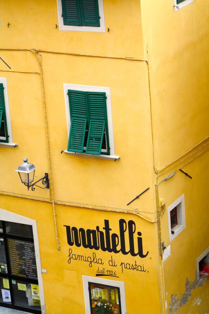 Martelli pasta factory, Lari, Italy