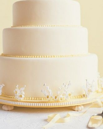 "See the ""DIY Wedding Cake Stand"" in our  gallery"