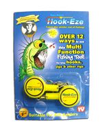 Hook-Eze Twin pack (Yellow)