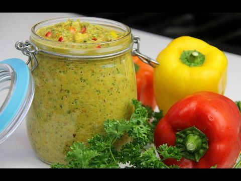 Simple Haitian Epis #TastyTuesdays | CaribbeanPot.com