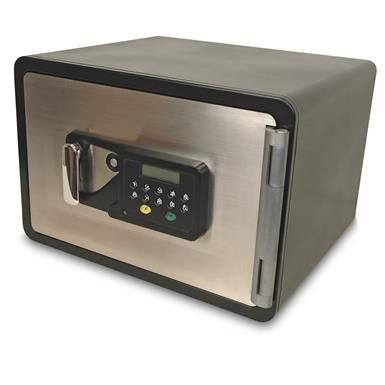 """FirstWatch 18"""" Fire-Resistant Electronic Office / Personal Safe"""
