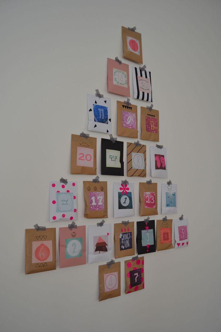 Calendrier de l'avent http://enmemetemps.canalblog.com/archives/2012/12/01/25713192.html