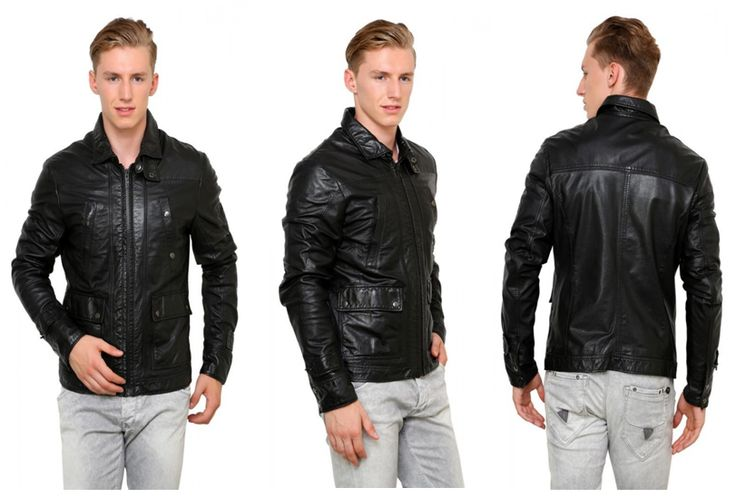 Buy Online Men Leather Jacket - Goguava  Leather jackets are today's stylish and most fashionable clothes, Get leather jacket for men and women from   our online store goguava.com.  http://goo.gl/Uq4mht