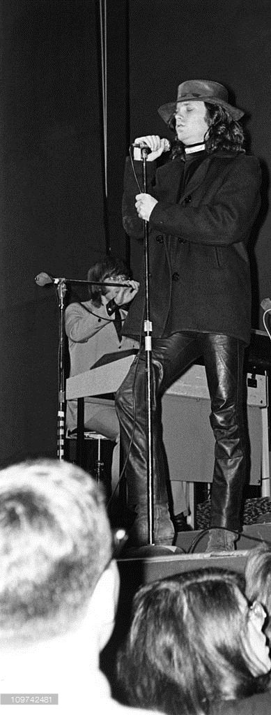 JIM MORRISON/THE DOORS (1968) - ROCK AND ROLL