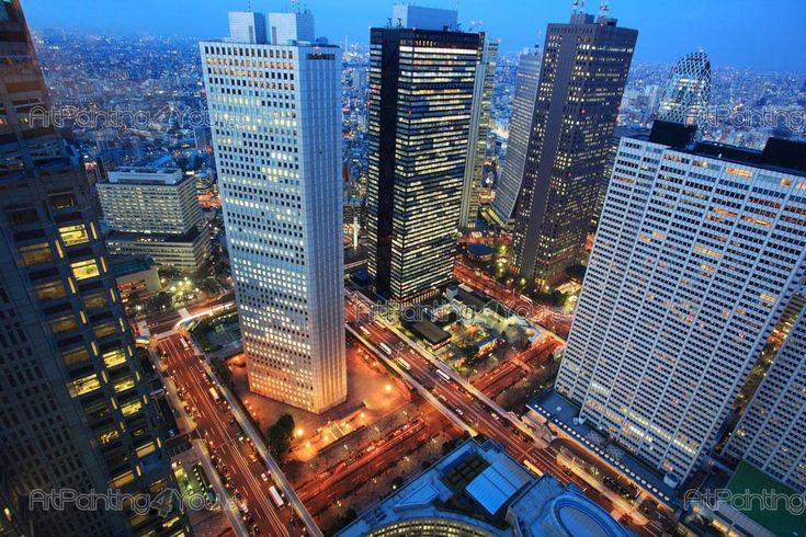 Resultado de imagen para ciudades tokio
