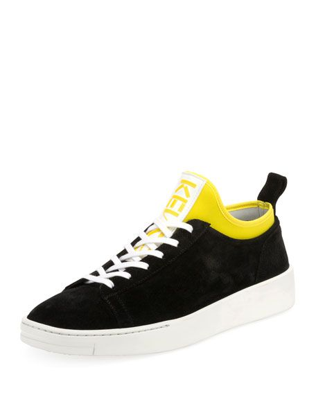 73f40048aa NMN5LQ7_mu Men's K-City Baskets Low-Top Sneakers | Shoes | Best ...