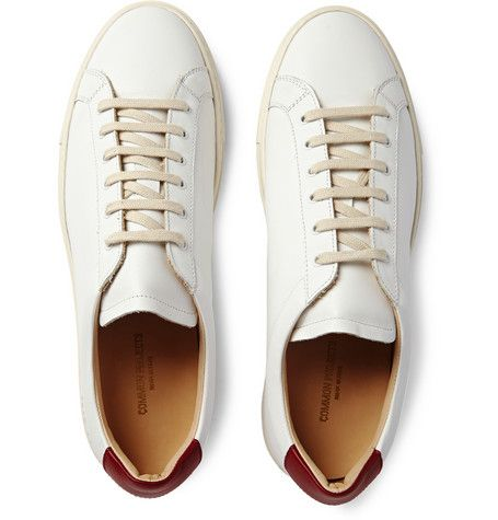 Common ProjectsAchilles Retro Leather Sneakers