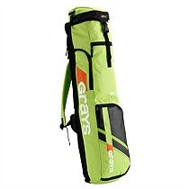 Grays GX8000 Tornado Hockey Bag Green
