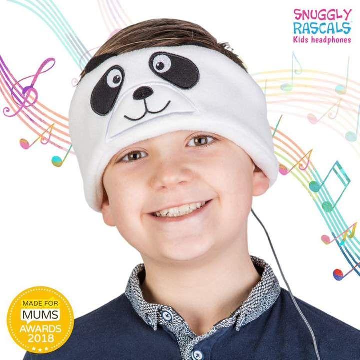78c80c143 Snuggly Rascals Panda Kids Headphones #Sponsored , #AFFILIATE ...