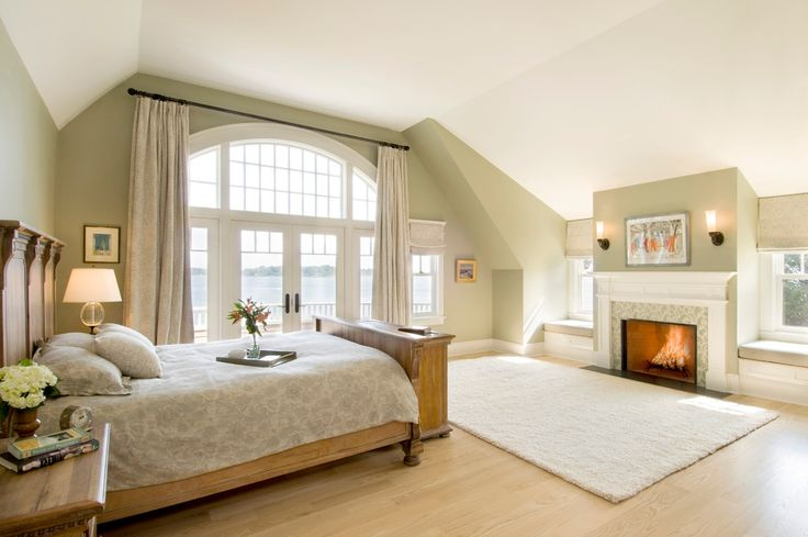 Depiction of How to Choose the Right Window Treatments for Wide Windows So That They Appear Gorgeous
