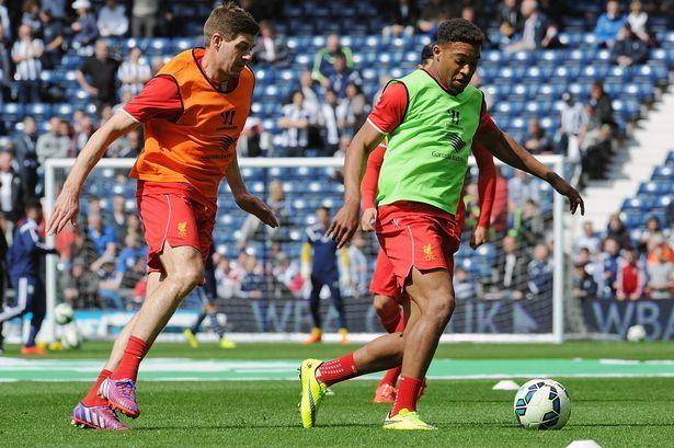 Next generation of #LFC players will miss Gerrard influence, says Jordon Ibe - Liverpool Echo