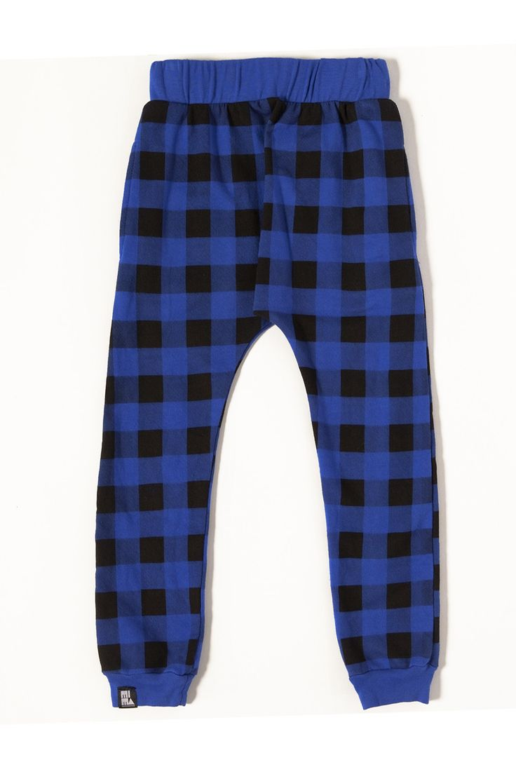 Lumberjack Drop Crotch Pant