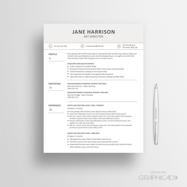 59 best Best Sales Resume Templates \ Samples images on Pinterest - degree templates