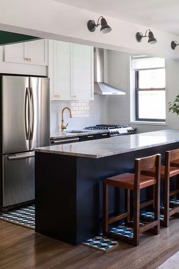48 Gorgeous Small Kitchen Ideas To Pin Immediately Kitchen Pinterest Delectable Small Kitchen Design Pinterest Concept