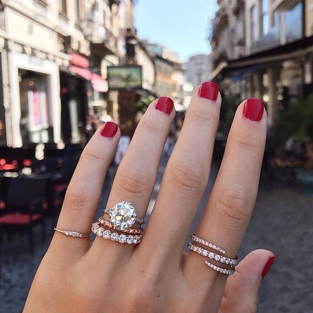254 best Engagement Rings images on Pinterest Engagement rings