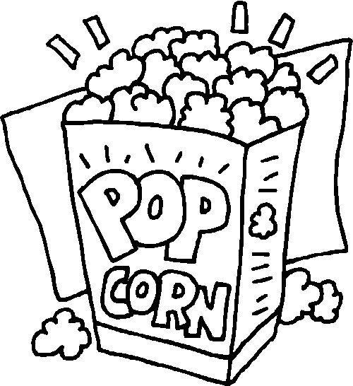 KleuterDigitaal - kp snoep popcorn