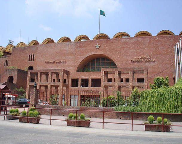 Excise and Taxation Department officials unseal Qaddafi Stadium