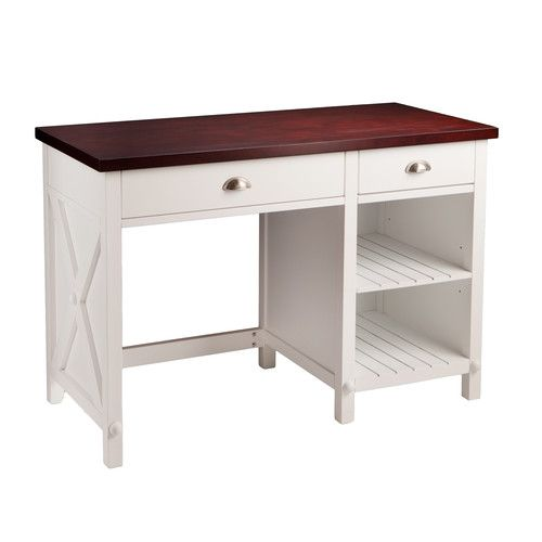 Found it at Wayfair - Findlay Farmhouse Desk