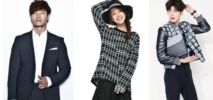 Song Ji Hyo, Kim Jong Kook, Lee Jong Suk and more top Baidu's most-searched list