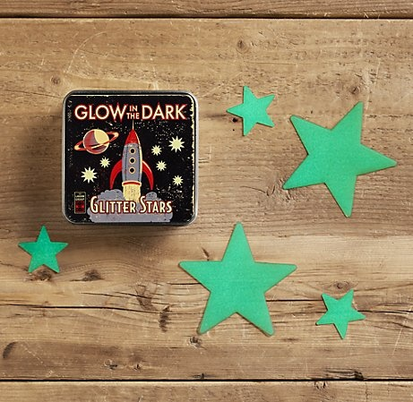 glow in the dark ceiling starsRestoration Hardware, Ceilings Stars, Glow In The Dark Stars Mak, Gift Ideas, Boxes, Hardware Glow In The Dark, Dark Ceilings, Stockings Stuffers, Christmas Gift