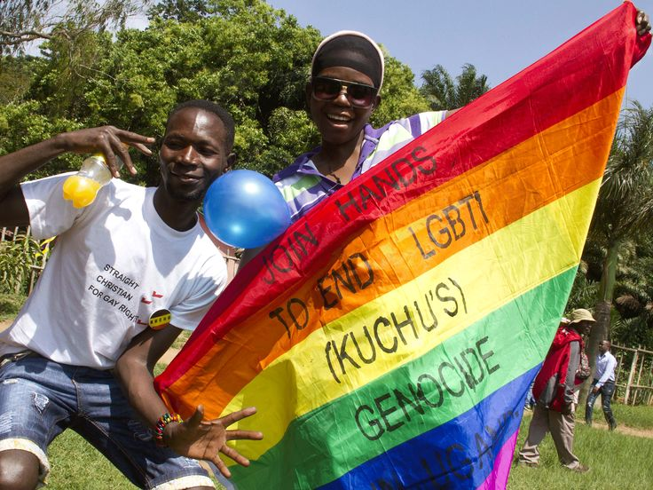 Gay men 'tortured by police to prove their sexuality'
