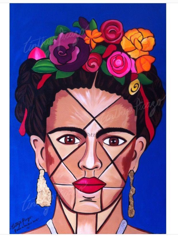 Frida Kahlo (con imágenes) | Frida kahlo, Frida, Telas